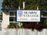 Ruawai college - new