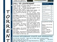 Newsletter image for front page